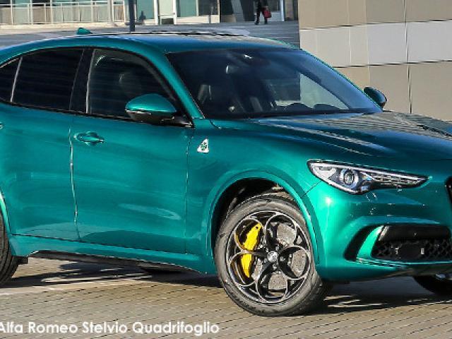 Alfa Romeo Stelvio Quadrifoglio Q4