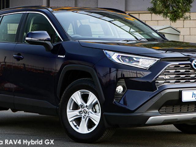 Toyota RAV4 2.5 Hybrid GX