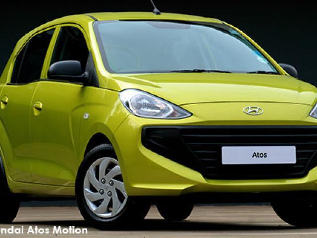 Hyundai Atos 1.1 Motion auto