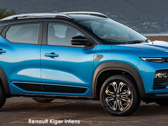 Renault Kiger 1.0 Turbo Intens auto