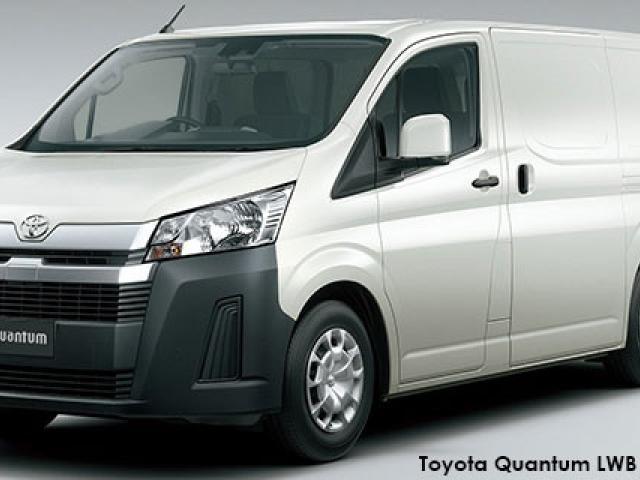 Toyota Quantum 2.8 LWB panel van