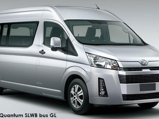 Toyota Quantum 2.8 SLWB bus 14-seater GL