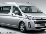 Toyota Quantum 2.8 SLWB bus 14-seater GL - Thumbnail 1