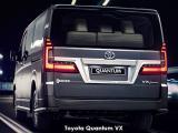 Toyota Quantum 2.8 LWB bus 6-seater VX Premium - Thumbnail 2