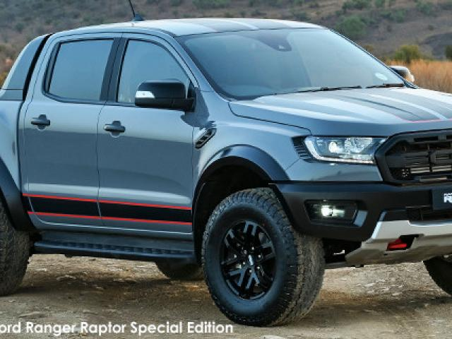 Ford Ranger 2.0Bi-Turbo double cab 4x4 Raptor Special Edition