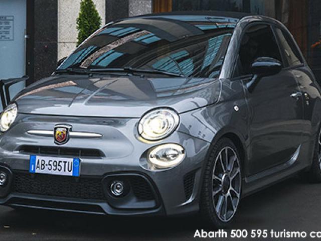 Abarth 500 500 595 turismo 1.4T cabriolet