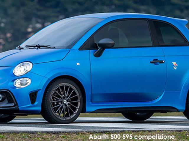 Abarth 500 500 595 competizione 1.4T cabriolet