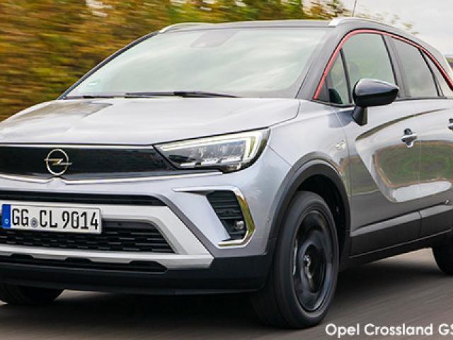 Opel Crossland 1.2T GS Line